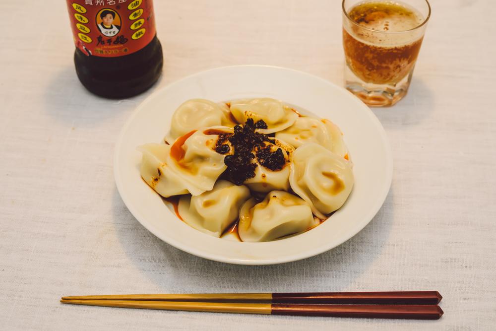 水餃子アレンジレシピ